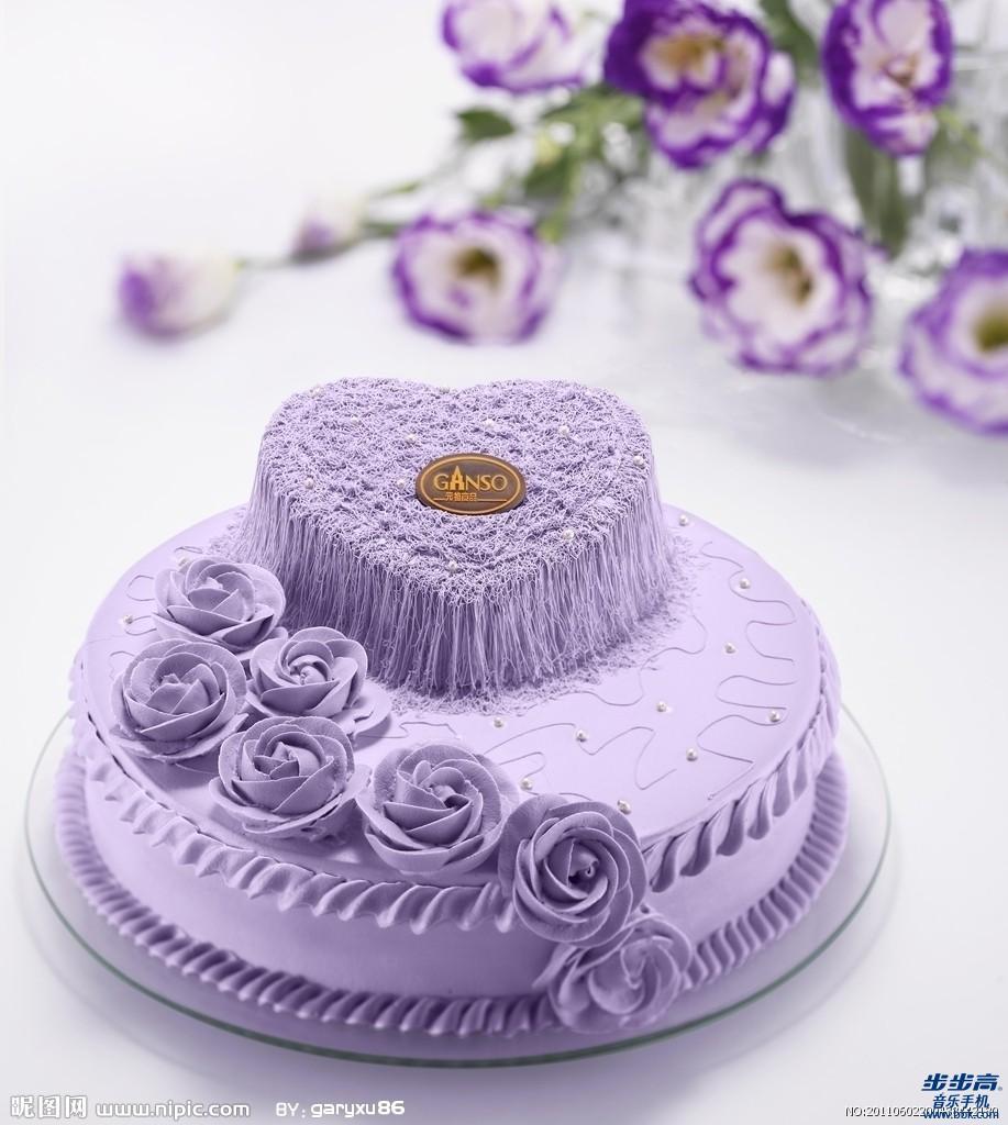 红包蛋糕图片素材