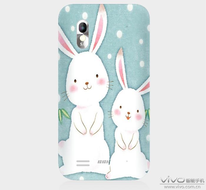 小兔子乖乖,两只耳朵竖起来!