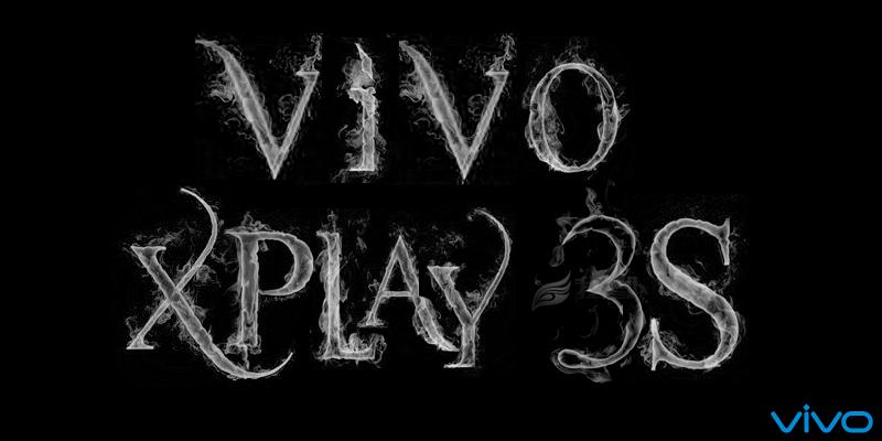 vivo xplay 3s创意冰炫字,火焰字图片