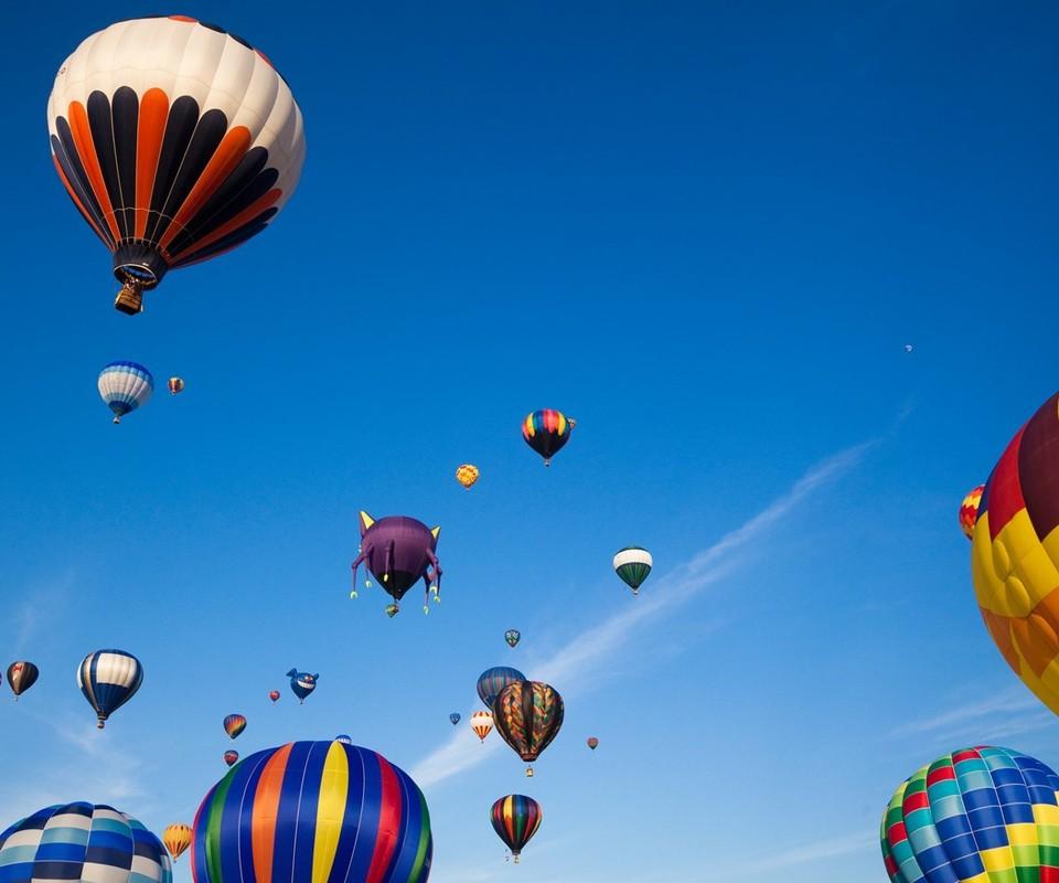 【funtouch os创意锁屏】热气球图片