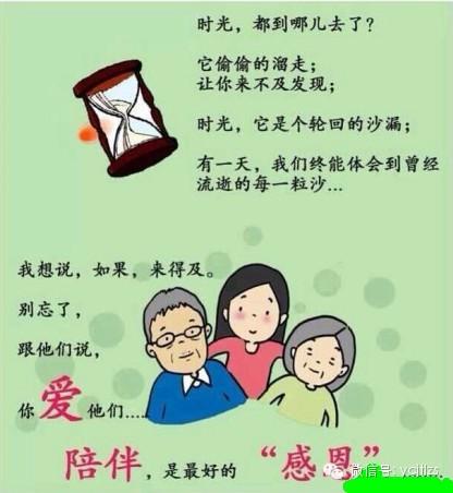 一起回忆,父母与亲情_________?