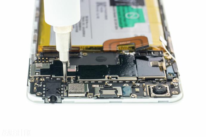 vivo x6手机拆机图解