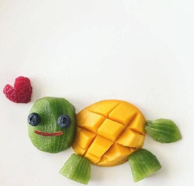 水果拼图(二)