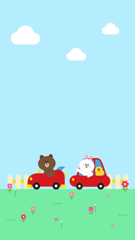布朗熊和可妮兔 二