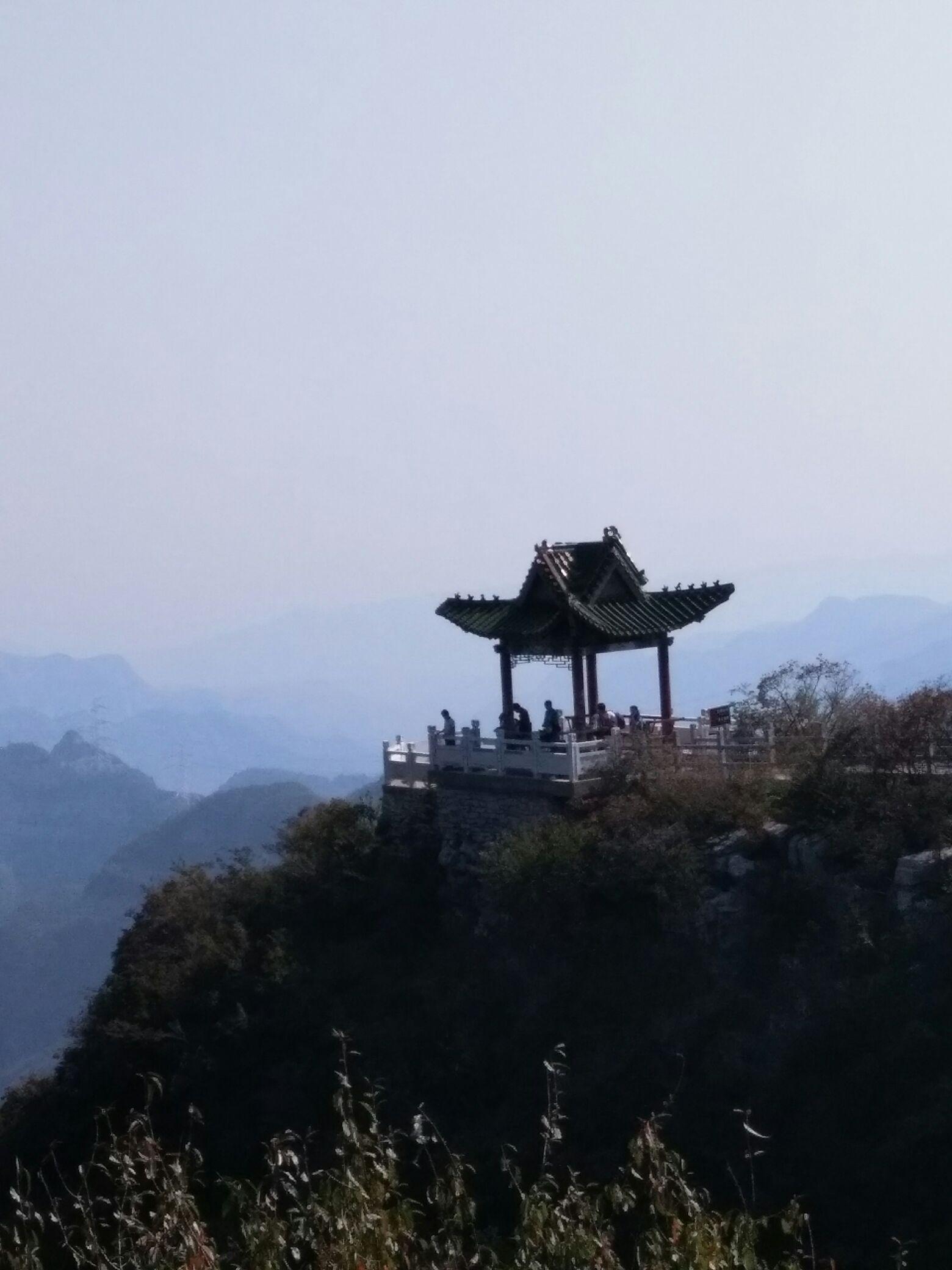 焦作青龙峡风景区