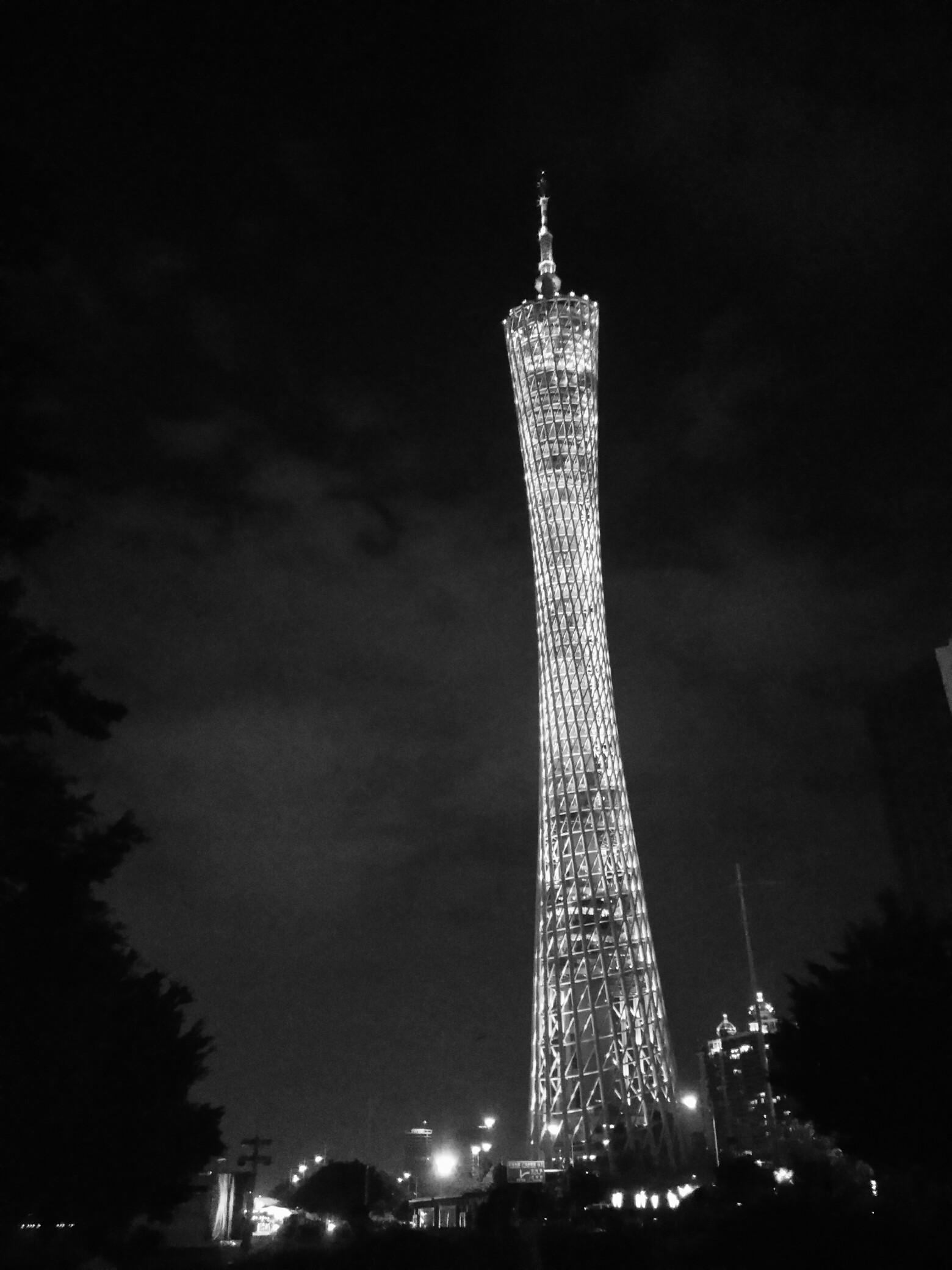 广州塔-x系列-vivo智能手机v粉社区