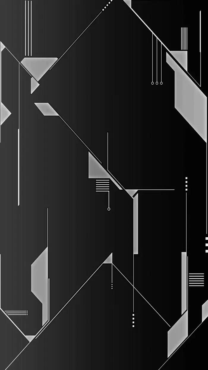 vivo 精品 壁纸 黑色 主题