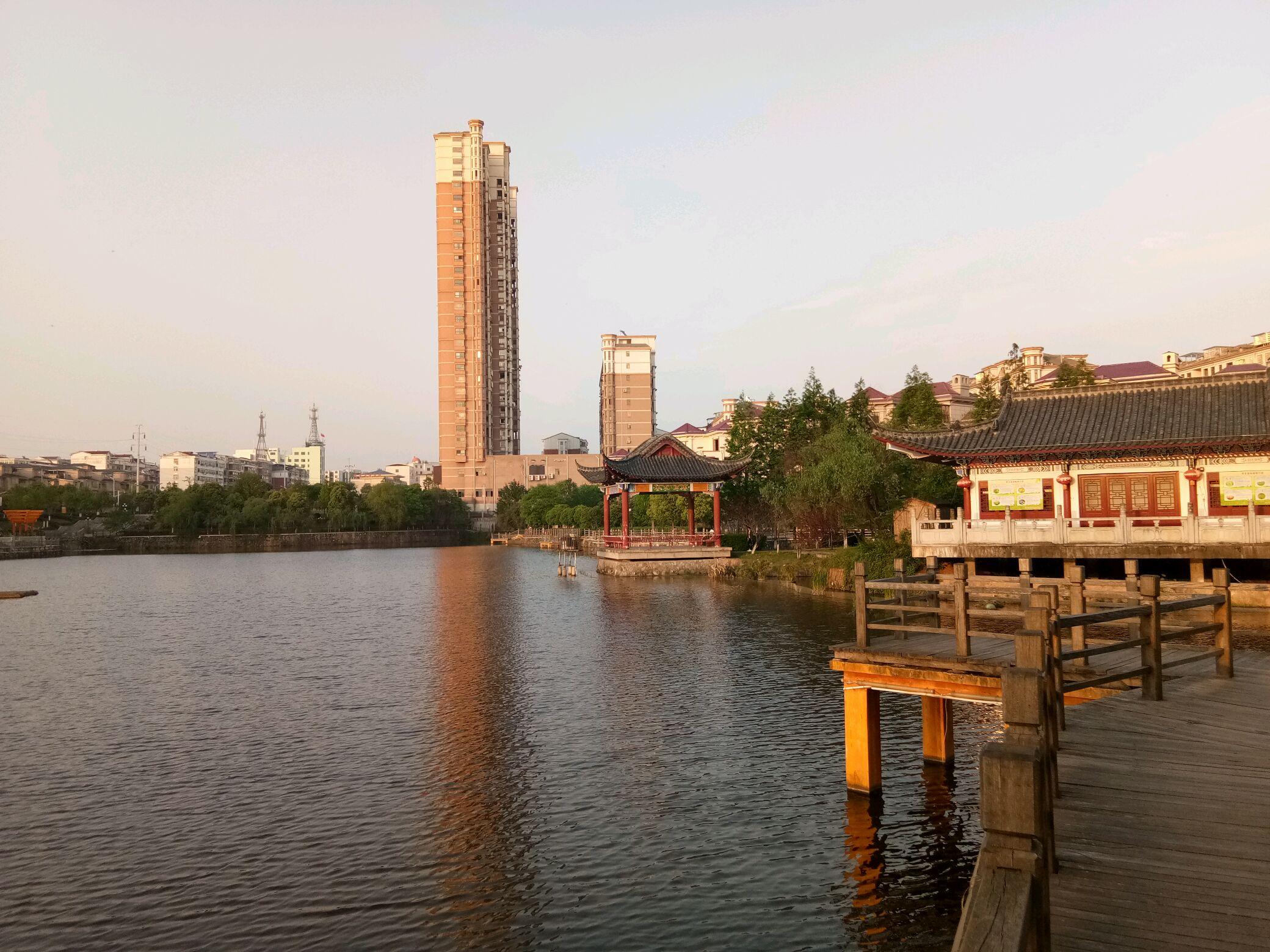 【城市记忆】南丰琴湖公园