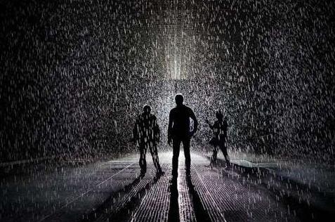 关于淋雨 写一些悲伤绝望的爱情句子 就是分手后在雨中