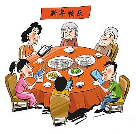 小调查:爸爸妈妈做饭做家务,你能静下心来玩手机吗?