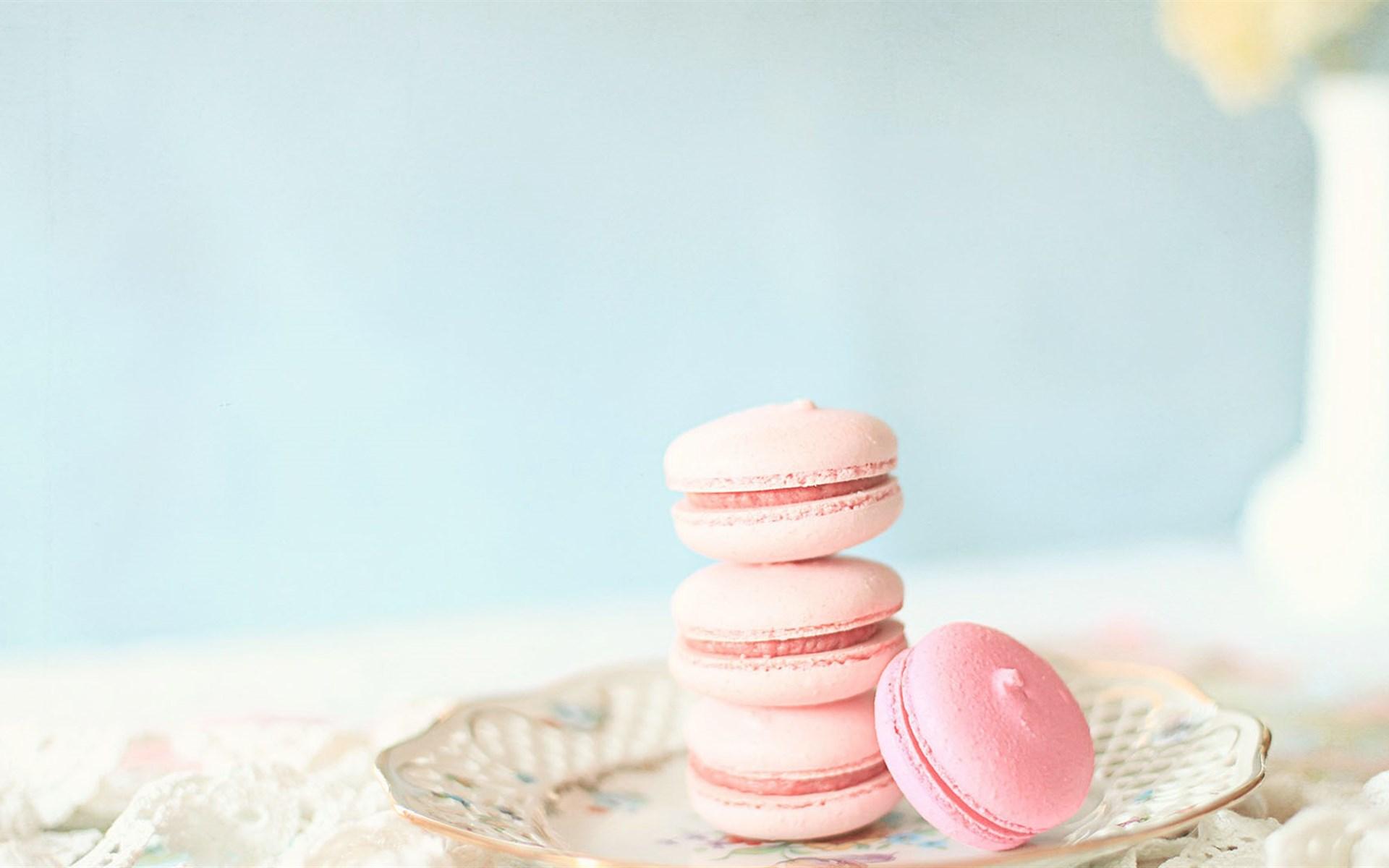 治愈系唯美甜品美食高清壁纸