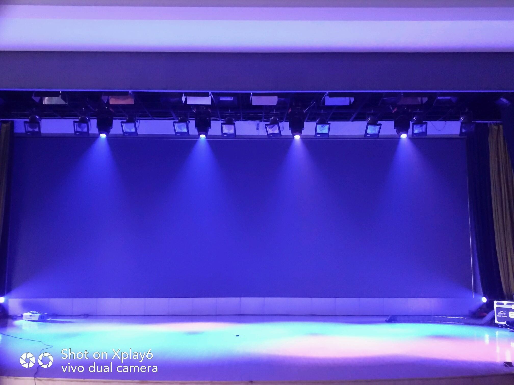 舞台灯光秀