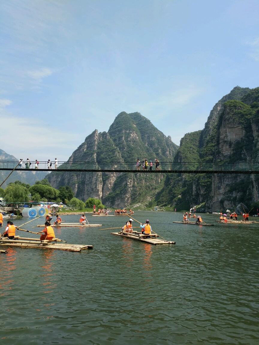 69 【夏天】 衷情山水   拍摄地点:北京八渡风景区  拍摄机型:vivo