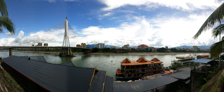 云南省西双版纳州景洪市西双版纳大桥