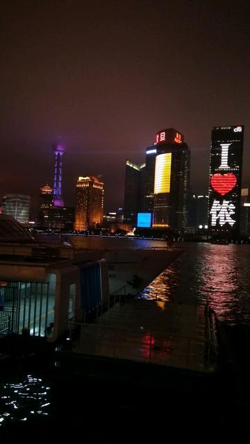 【城市夜景】上海