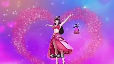 我要叶罗丽精灵梦,萝莉的主人王默变身的裙子!图片
