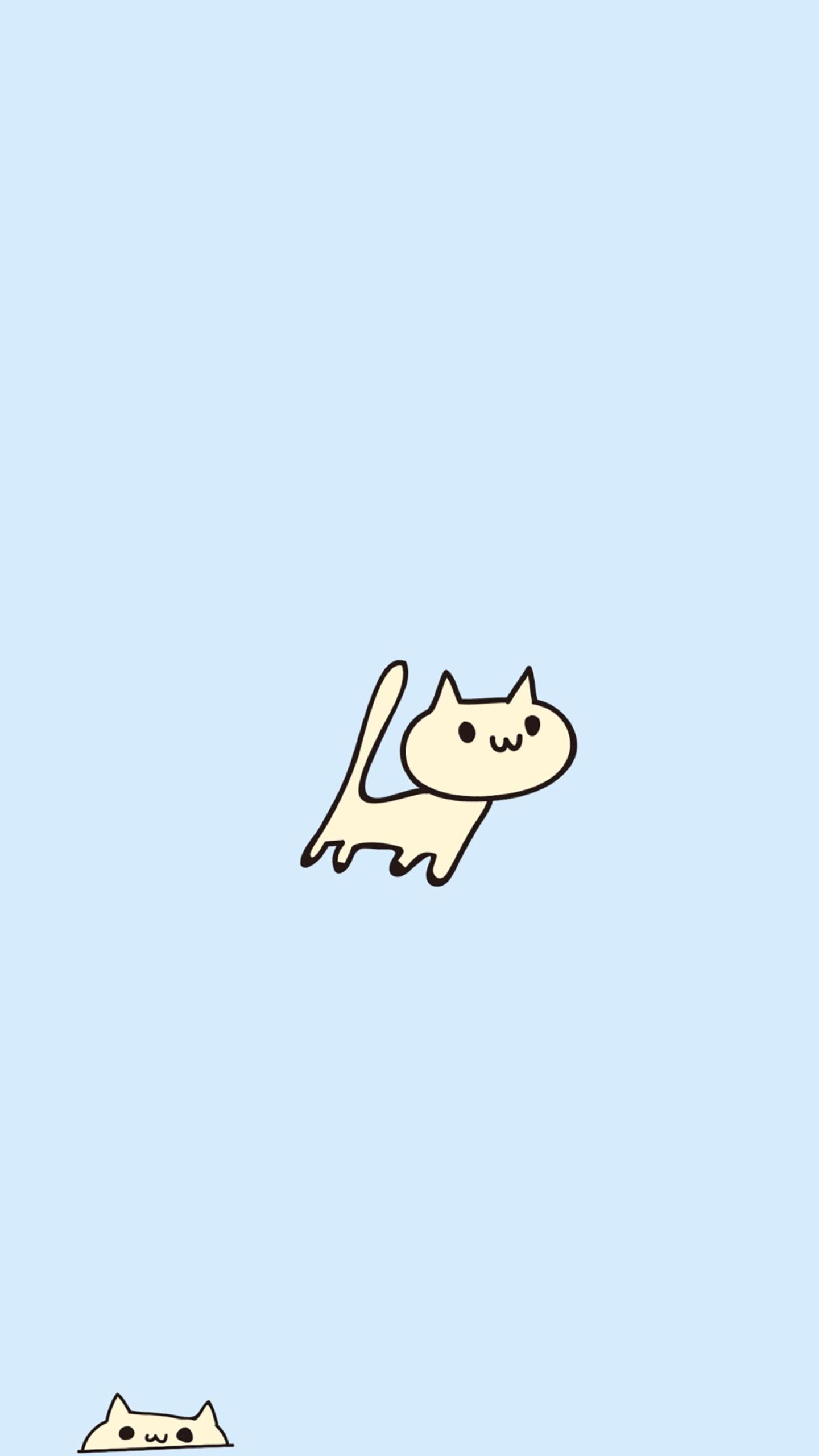 【v粉壁纸】两只可爱小猫