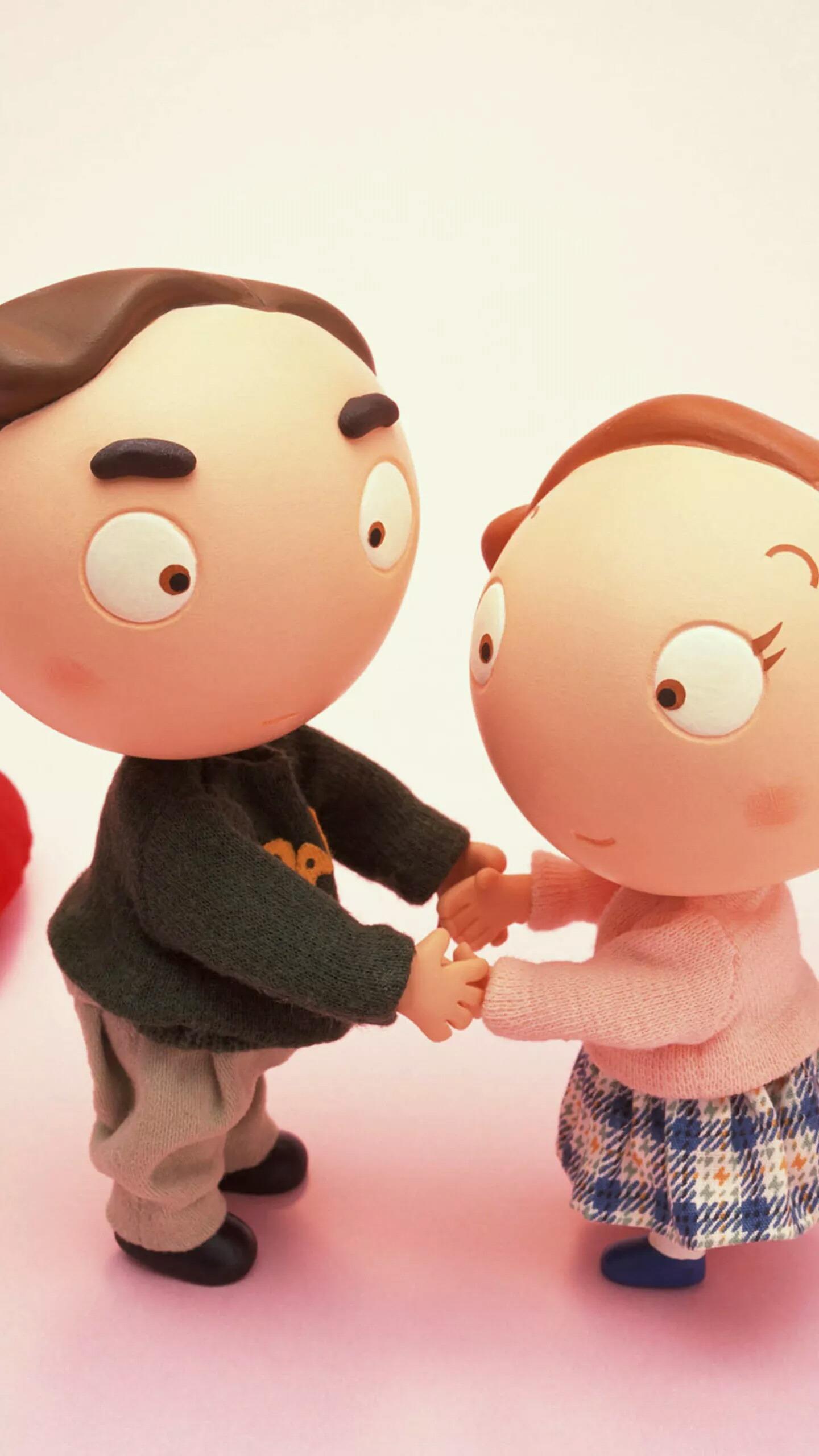 【v粉壁纸】可爱玩偶