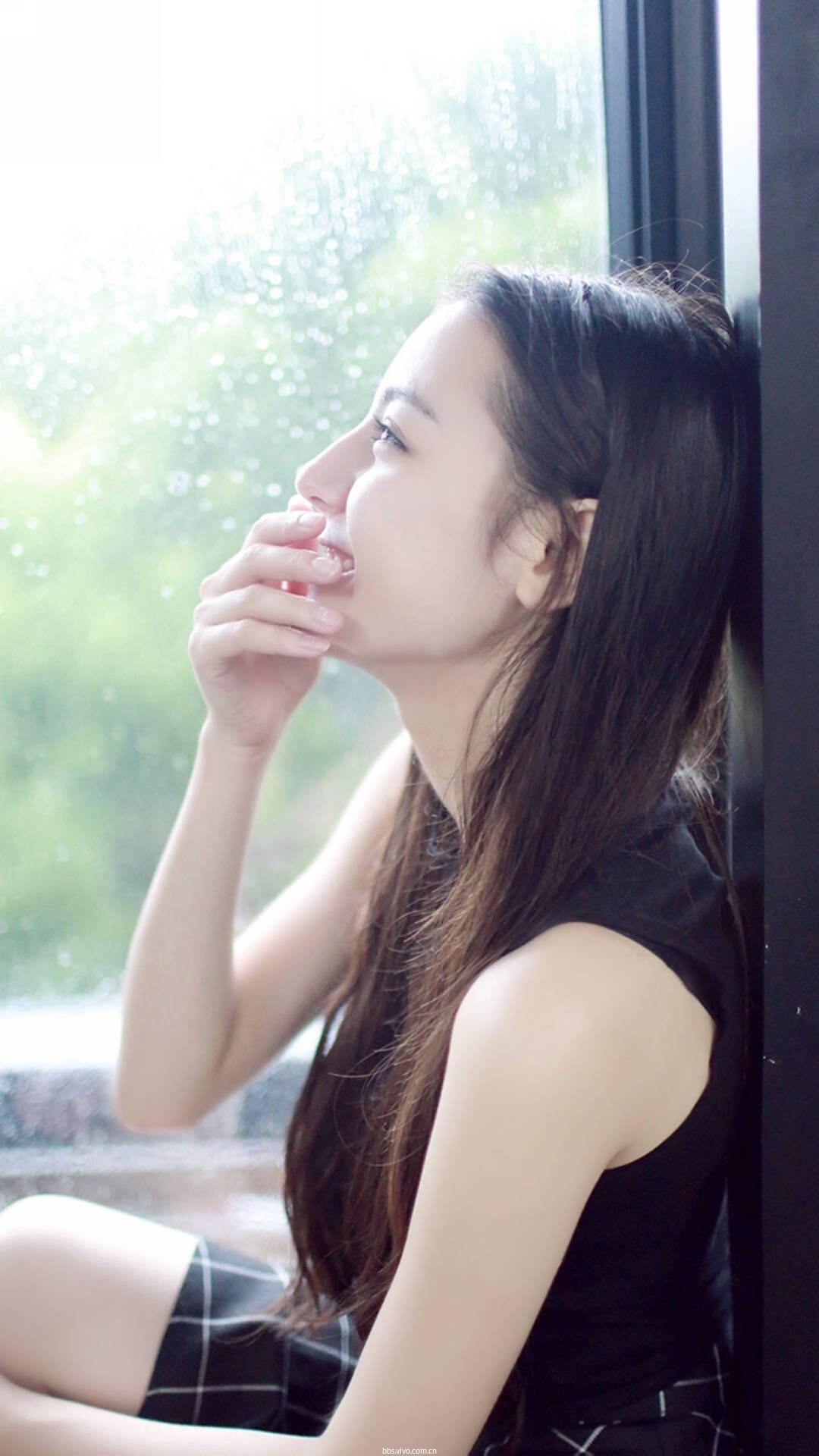 【v粉主题素材壁纸】人气女星迪丽热巴7p-手机主题-v