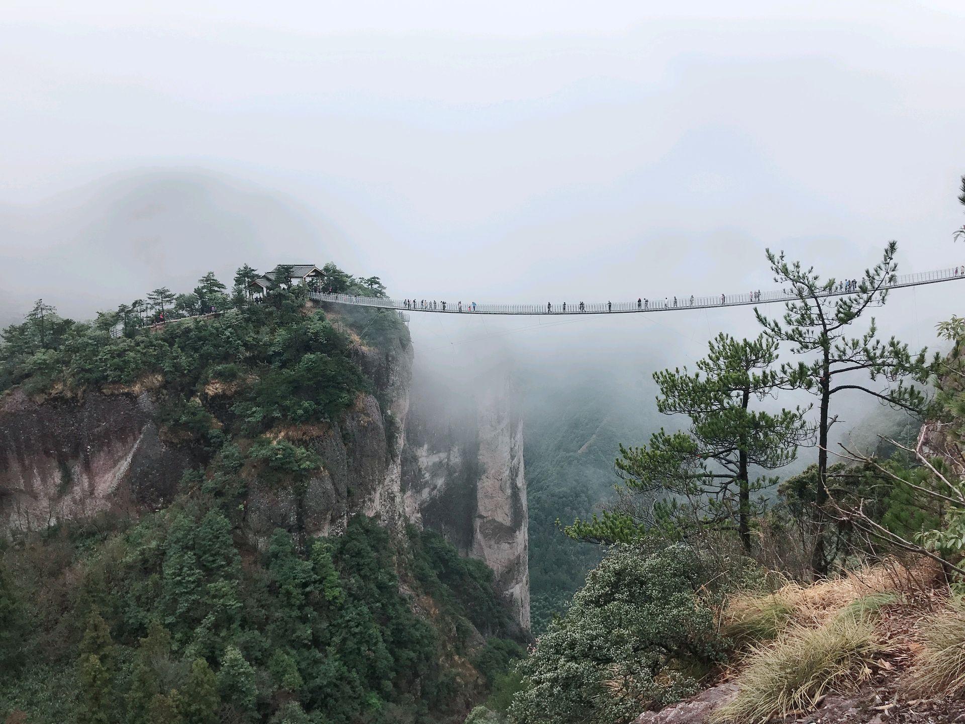 祖國的大好河山之浙江神仙居