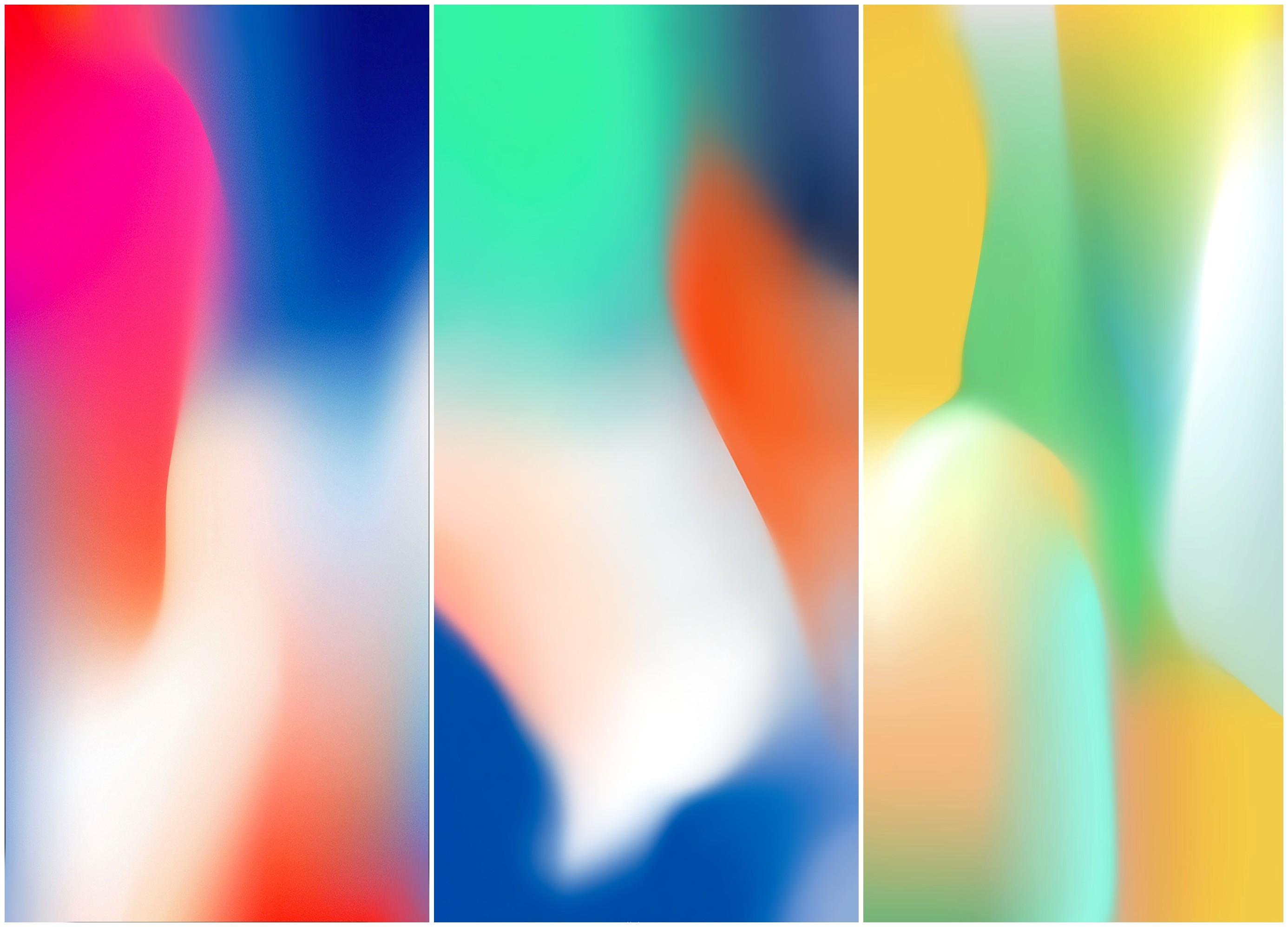 【v粉主题组】ios11 苹果x内置壁纸大全-第34页-手机