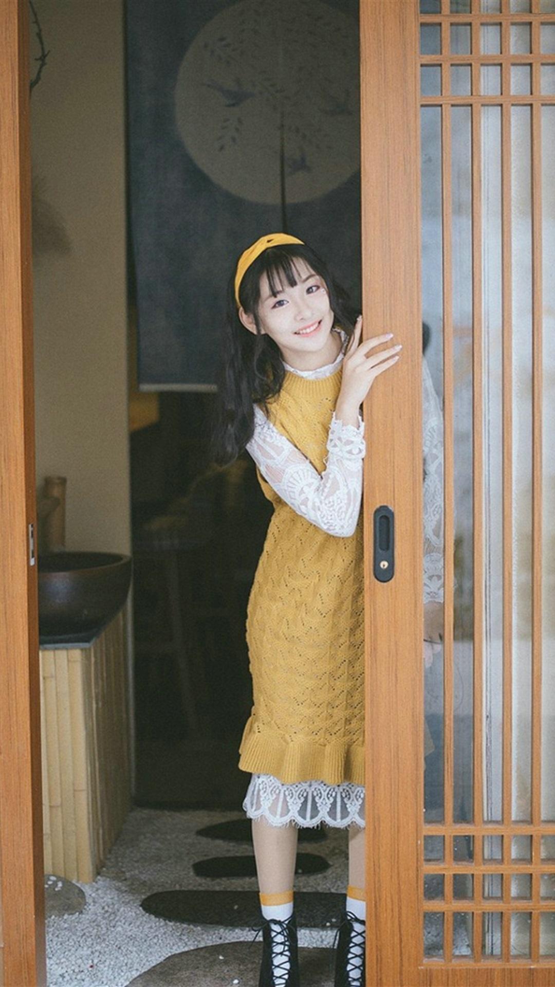 【v粉壁纸】可爱萌妹【9p】