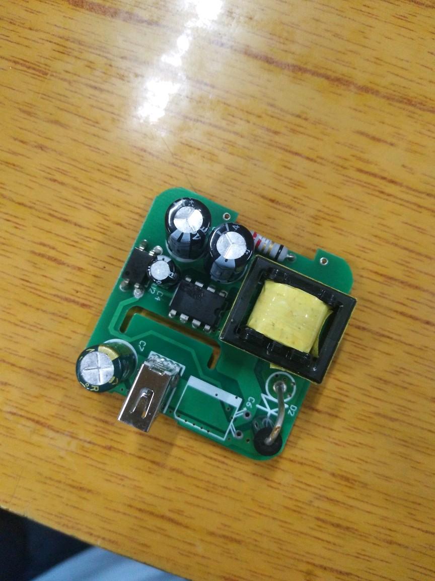 北斗星11d-1充电器电路板图