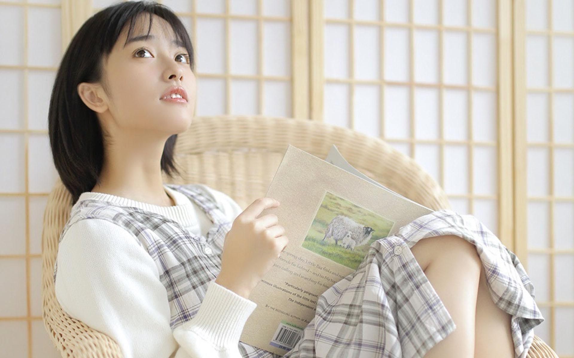 【v粉壁纸】沈月图片高清壁纸