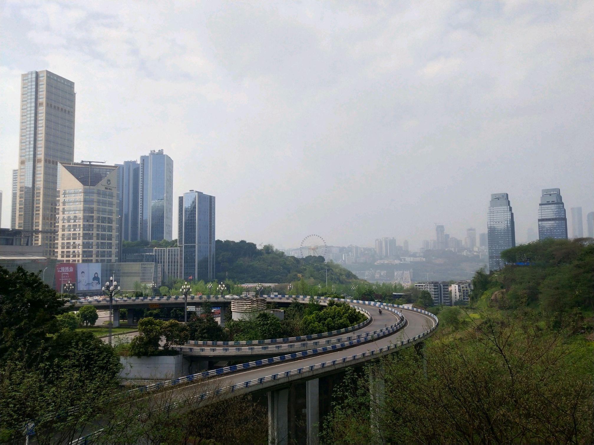 重庆立交桥
