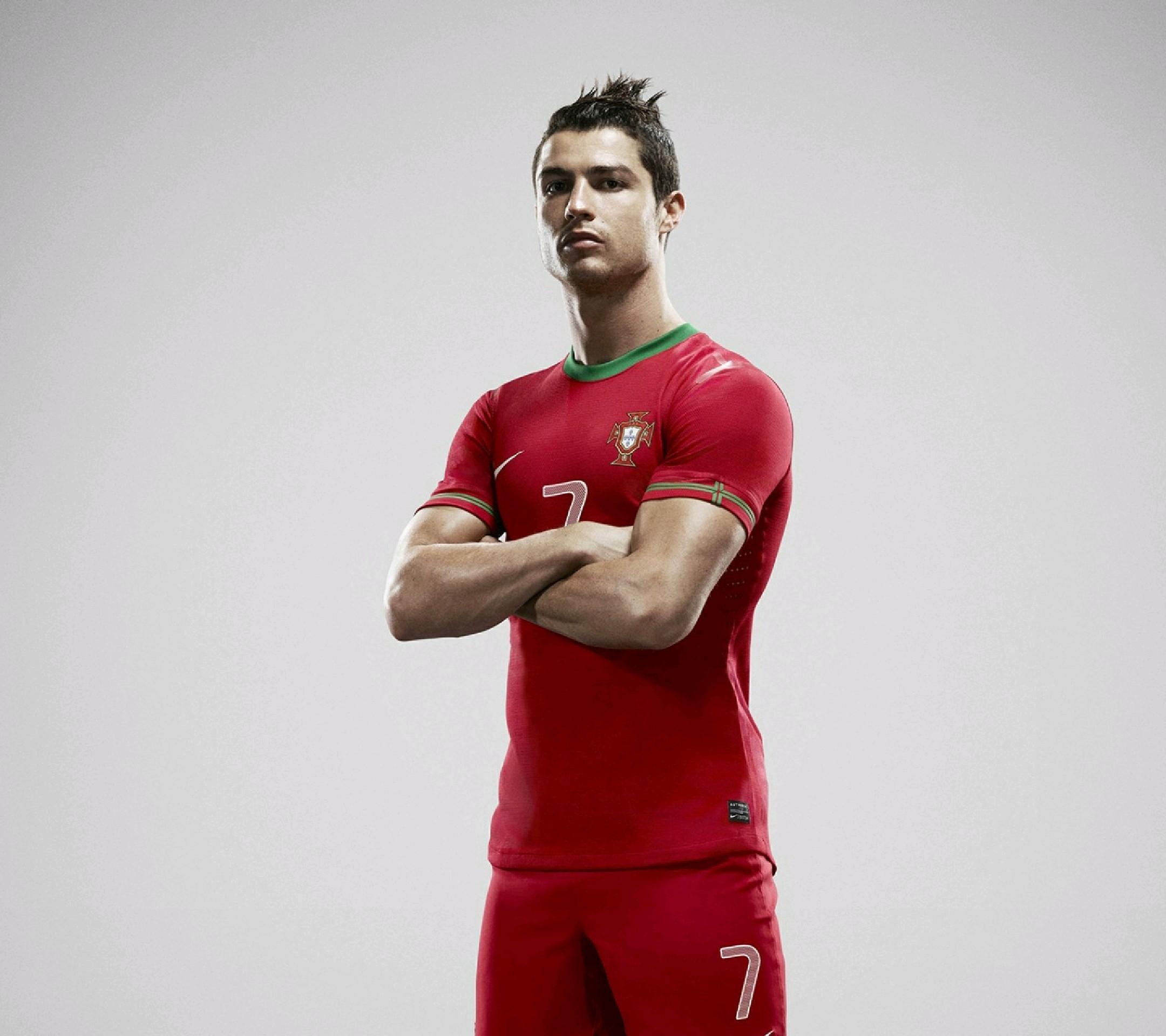 【v粉主题素材壁纸】葡萄牙足球巨星-c罗