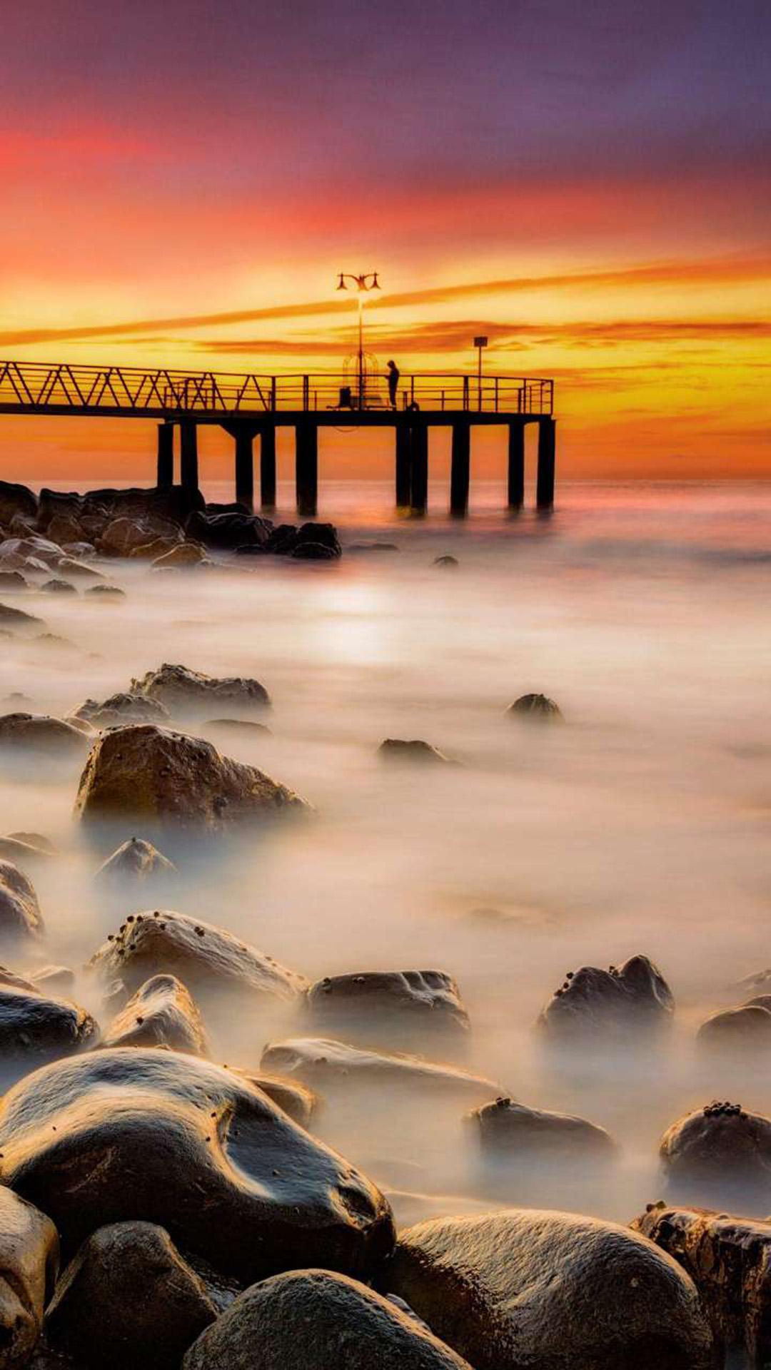 【壁纸分享】唯美海边风景