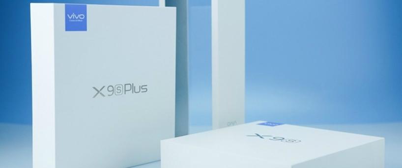 X9s Plus图赏| 与X9s开箱对比
