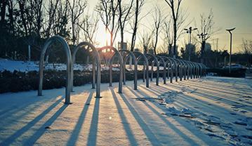 【发现生活之美】vivo寒冷之考验――雪乡