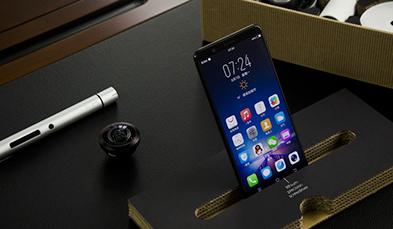 【图文评测】vivo X20全面屏手机震惊世界