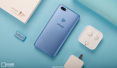 【图文评测】活力蓝X20全面屏手机美轮美奂