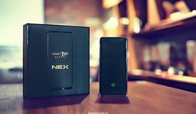 拒绝刘海!NEX给你一部酷炫的真·全面屏手机