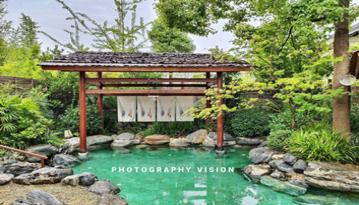【X50摄影】青城山下有一处院子叫心越