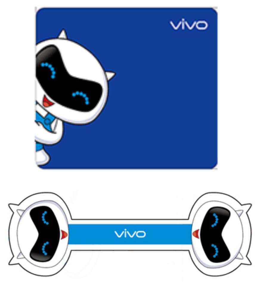 vivo绑线器+鼠标垫