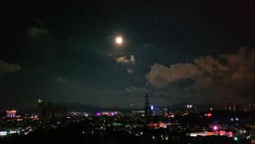 今晚有蓝色月亮