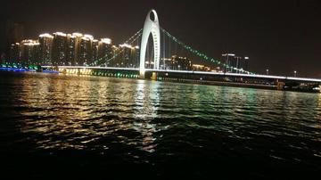 【猎德大桥·Xshot】带着手机去旅游