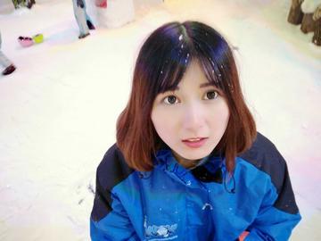 【最美自拍】冰雪奇缘