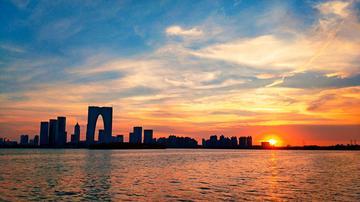 【摄影达人·Xshot】湖边夕照