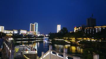 铜仁市夜景