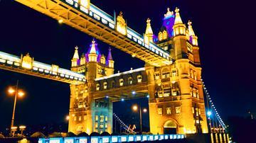 #每日一拍# 塔桥风光