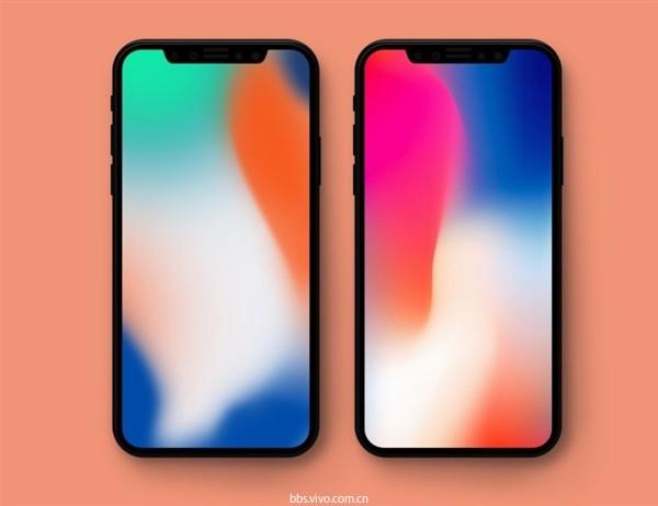 【壁纸分享】iPhoneX自带高清无水印壁纸-Funtouch OS-vivo智能手机V粉社区