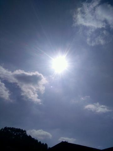 #发现生活之美#+蓝蓝的天空