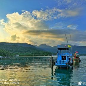 神秘的泰国美景
