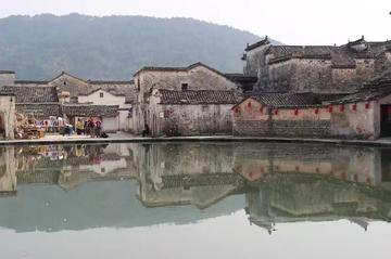 古老的村庄