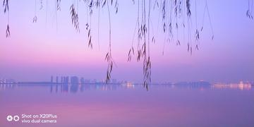 【摄影达人·X20Plus】夕阳余韵