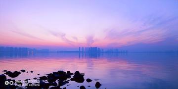 【摄影达人·X20Plus】一抹蓝紫夜色
